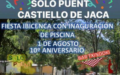 Fiesta 10º aniversario de Solopuent
